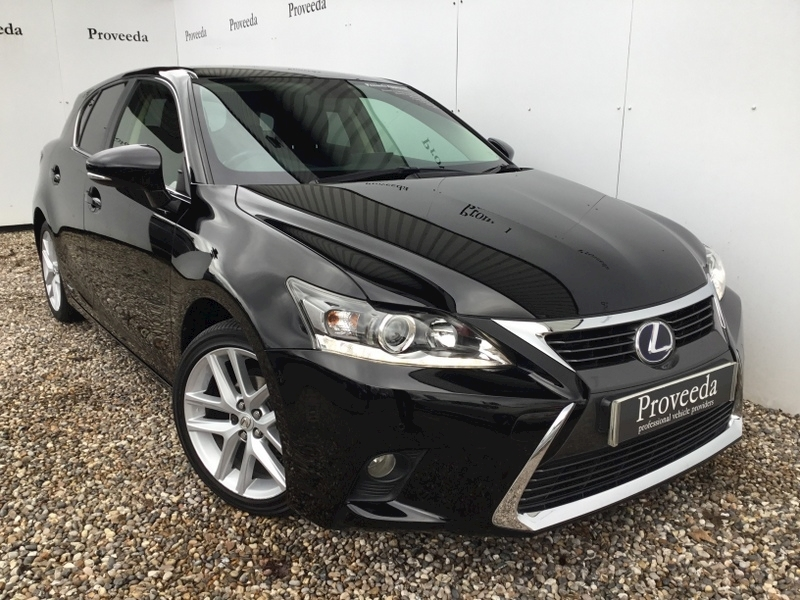 Lexus CT 200h Advance