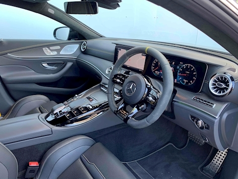 AMG GT S Edition 1 4.0 4dr Coupe SpdS MCT Petrol