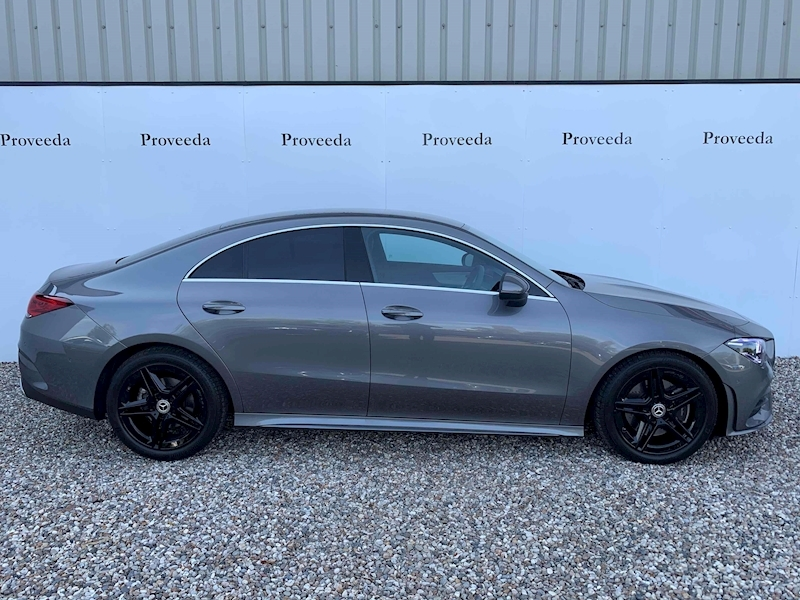 CLA Class AMG Line Coupe 1.3 7G-DCT Petrol