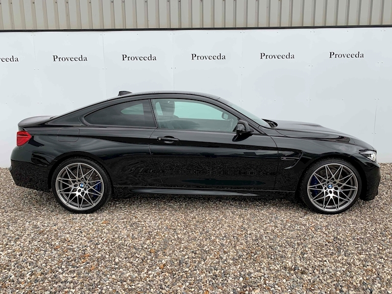 BMW M4 Series M4 Coupe Competition Package