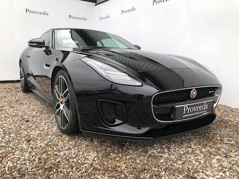 F-Type V6 R-Dynamic Awd 3.0 2dr Coupe Auto Petrol