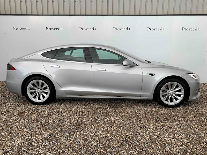 Tesla Model S 100D Saloon 5dr Electric Auto 4WD (417 bhp)