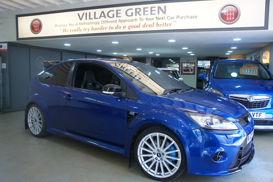 Ford Focus Rs Image 1