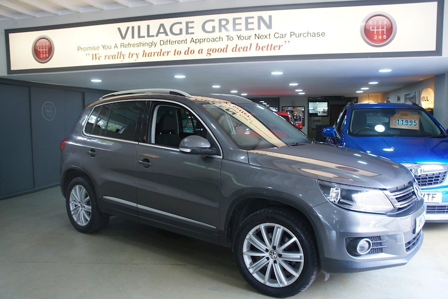 Volkswagen Tiguan Sport Tdi Bluemotion Technology 4Motion Image 1