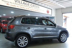 Tiguan Sport Tdi Bluemotion Technology 4Motion Estate 2.0 Manual Diesel