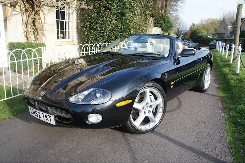 Xk8 Xkr Convertible Sports 4.2 Automatic Petrol