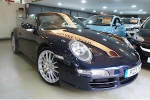 911 Carrera 2S Convertible 3.8 Manual Petrol