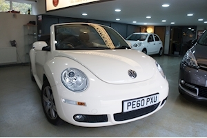 Beetle Luna 16V Convertible 1.4 Manual Petrol