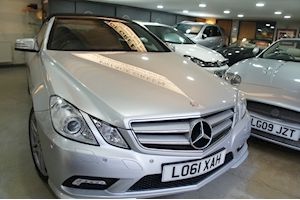 E Class E350 Cdi Blueefficiency Sport Ed125 Convertible 3.0 Automatic Diesel