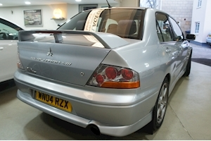 Lancer Evolution Viii 260 Saloon 2.0 Manual Petrol