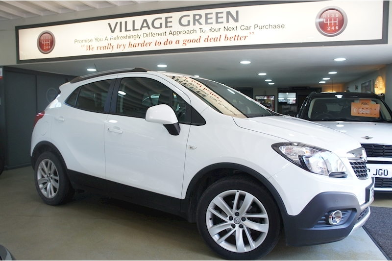 Mokka Exclusiv Cdti S/S Hatchback 1.6 Manual Diesel