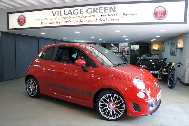 500 Abarth 595 Turismo Hatchback 1.4 Manual Petrol