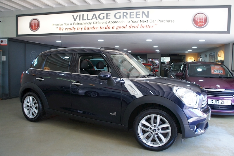 Mini Mini Countryman Cooper D All4 Image 1