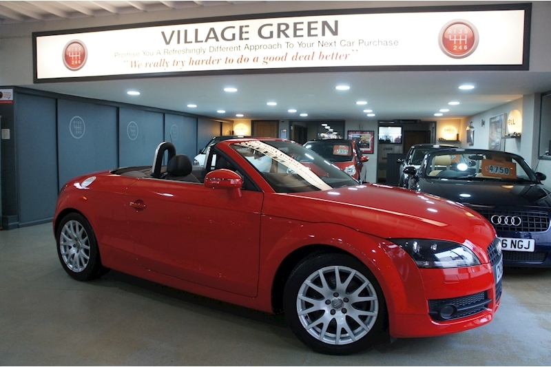 Tt Tfsi Convertible 1.8 Manual Petrol