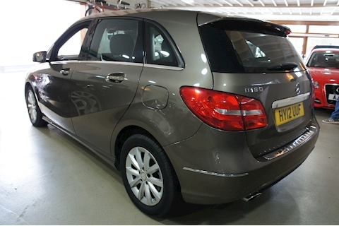 B-Class B180 Cdi Blueefficiency Se Mpv 1.8 Automatic Diesel