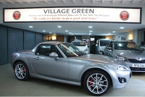 Mx-5 I Roadster Sport Tech Convertible 2.0 Manual Petrol