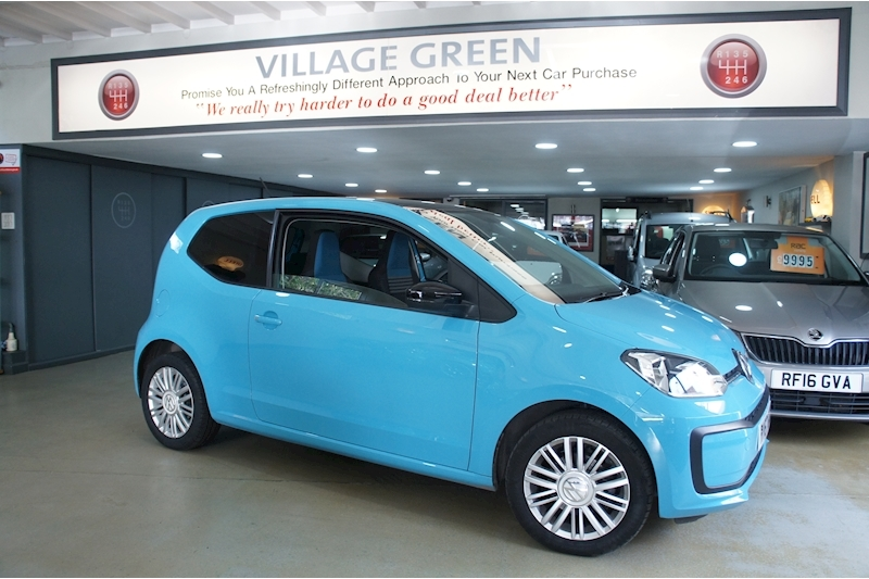 Volkswagen Up Move Up Image 1