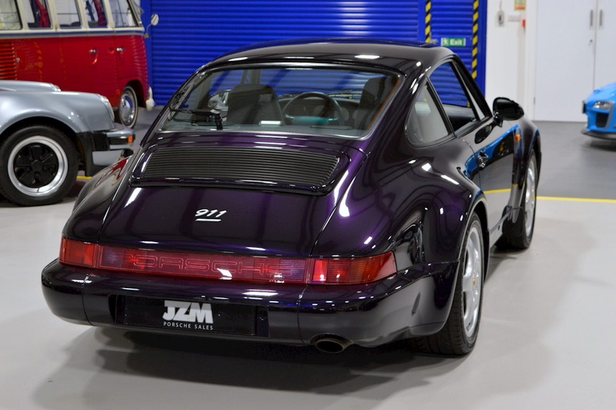Used Porsche 964 30 Jahre Jubilee Edition Jzm Limited