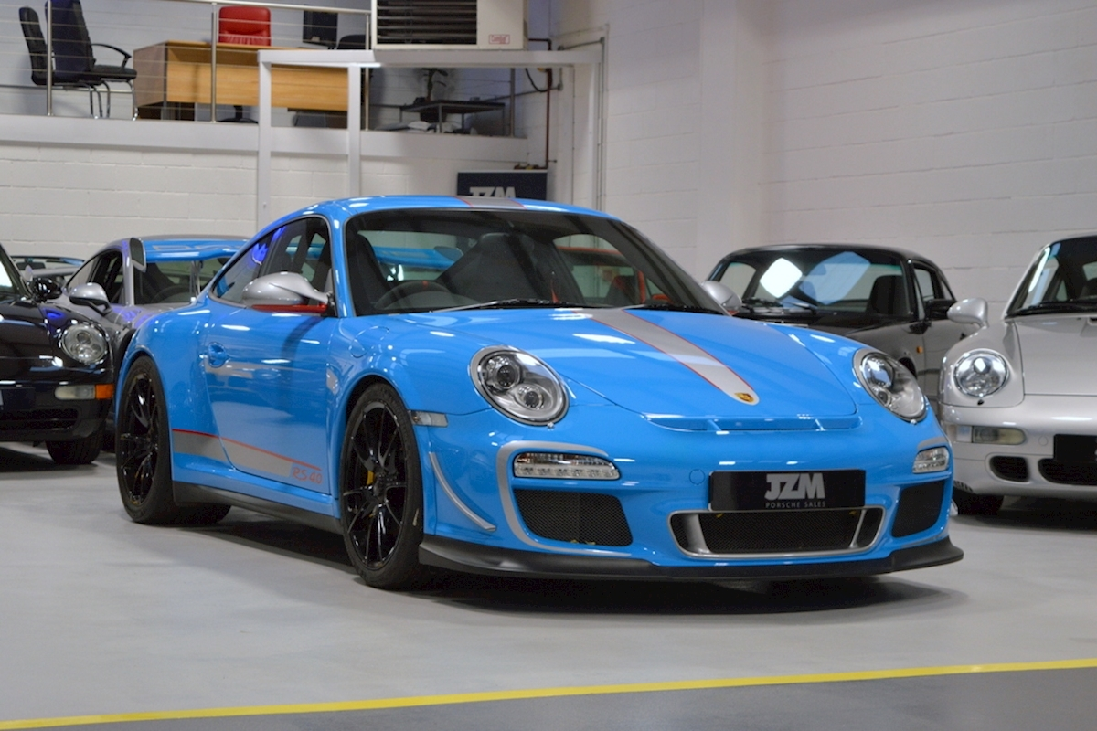 Used Porsche 997 Gt3 Rs 4 0 Jzm Limited Showroom