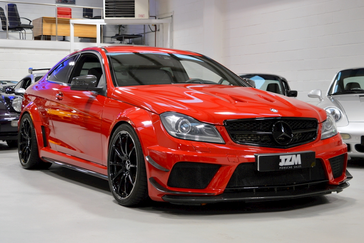 Used Mercedes C63 Amg Black Series Jzm Limited Showroom