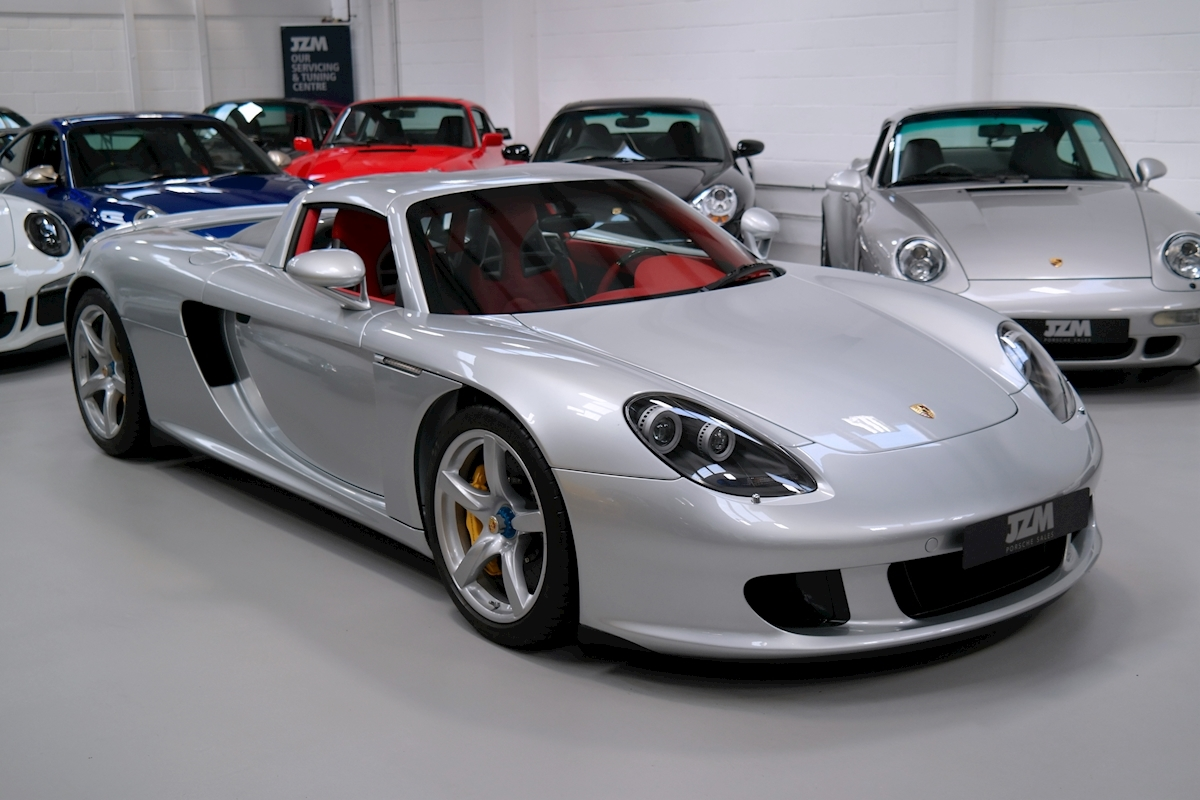 used porsche carrera gt jzm limited showroom. Black Bedroom Furniture Sets. Home Design Ideas