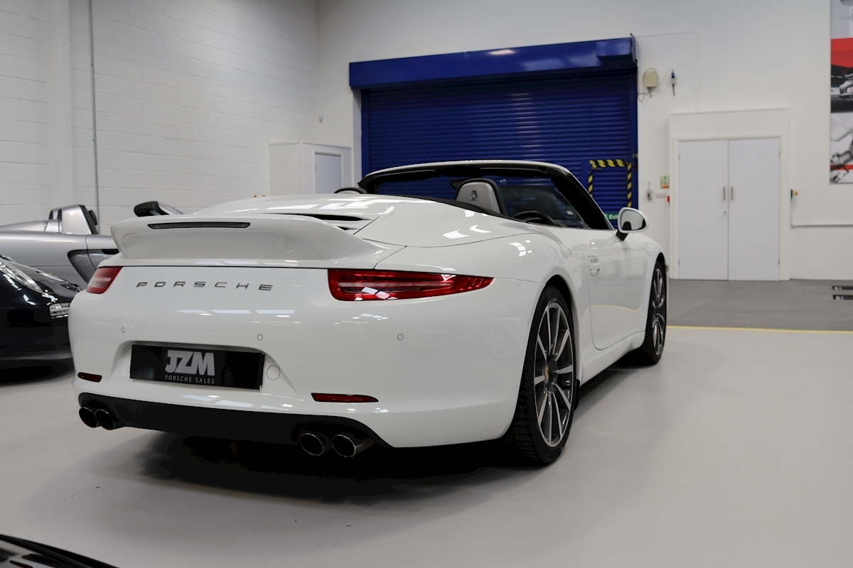Used Porsche 911 Jzm Limited Showroom