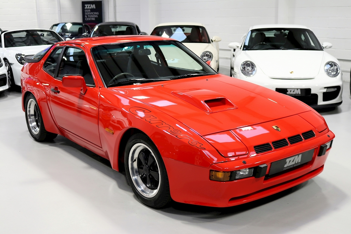 Porsche 924 - Large 2. Share this vehicle