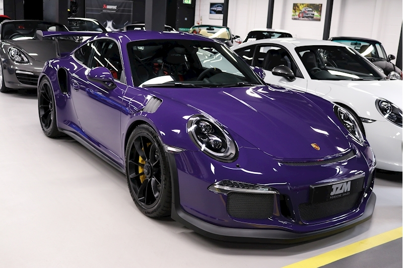 LHD 991.1 GT3 RS