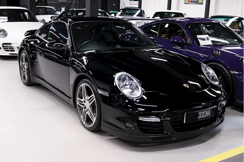 Manual 997 Gen I Turbo
