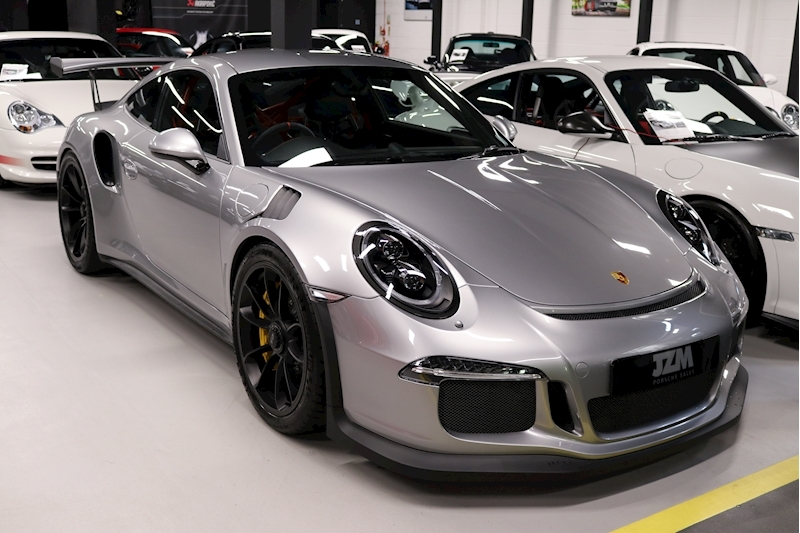 991.1 GT3 RS