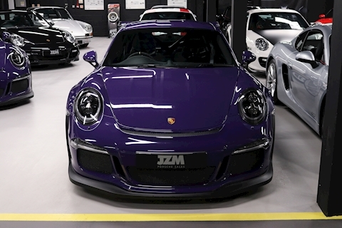991.1 GT3RS