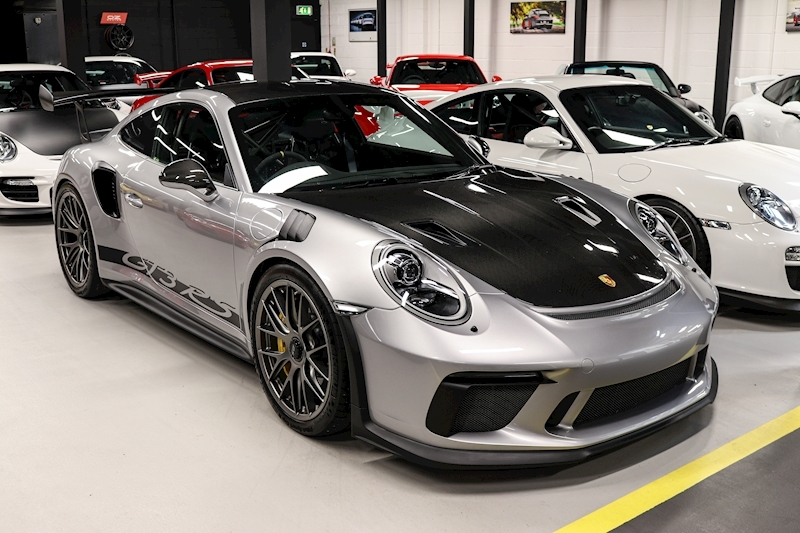 991.2 GT3 RS Weissach Package