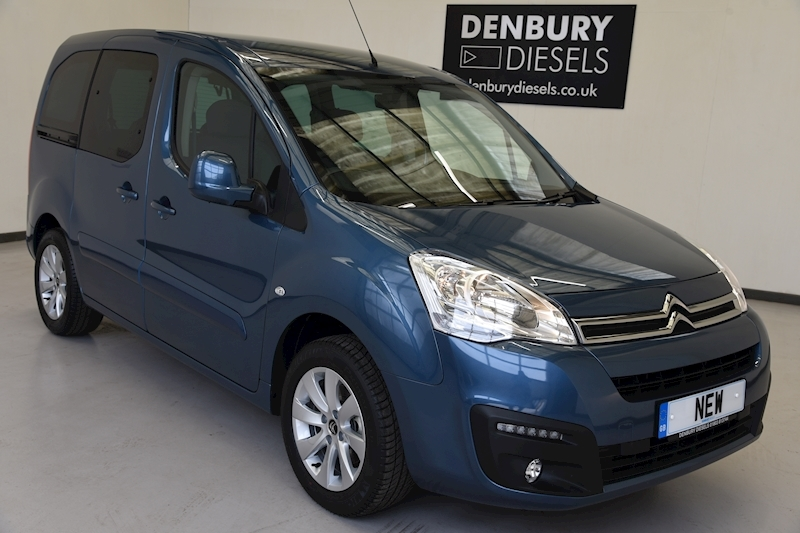 Citroen Berlingo Multispace Bluehdi Feel Edition 1.6 Mpv Manual Diesel