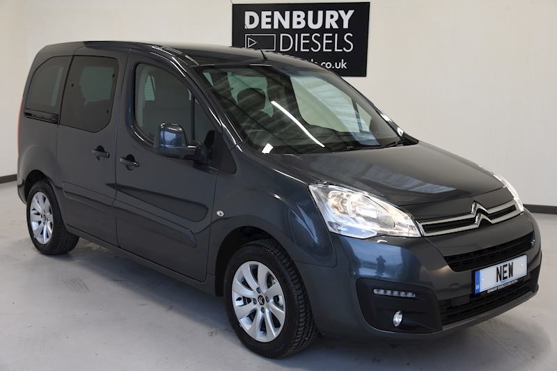 Citroen Berlingo Multispace Bluehdi Feel Mpv 1.6 Manual Diesel