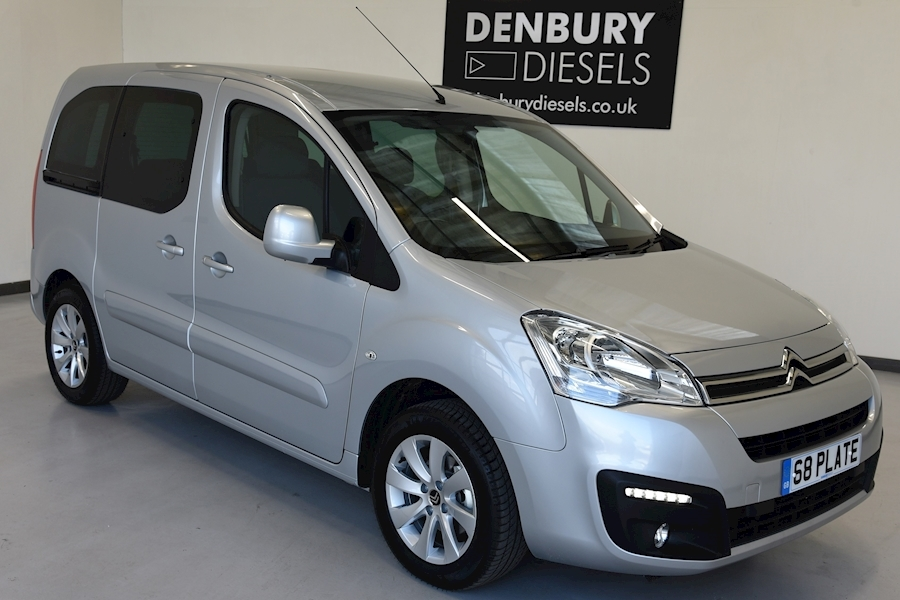 Citroen Berlingo Multispace Bluehdi Feel 1.6 5dr Mpv Manual Diesel
