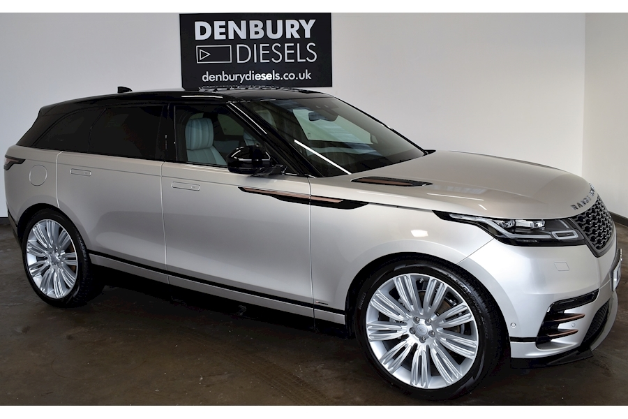 Land Rover Range Rover Velar R-Dynamic Hse 3.0 5dr Estate Automatic Diesel