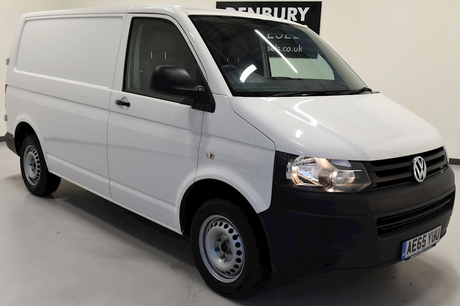 Volkswagen Transporter T28 Tdi P/V Startline Van With Side Windows 2.0 Manual Diesel