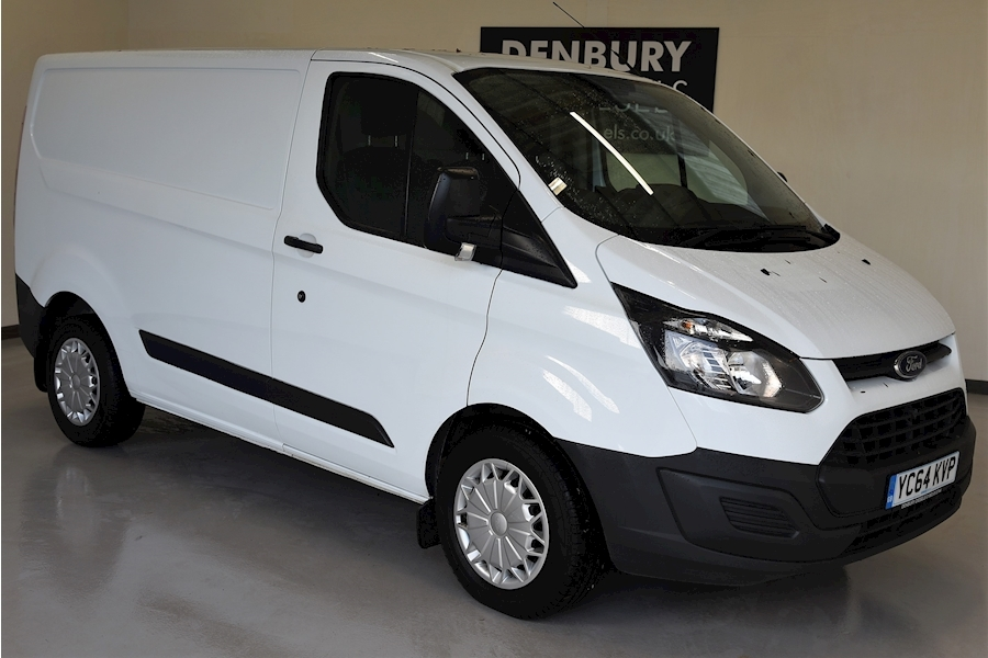 Ford Transit Custom 290 Econetic Lr P/V Panel Van 2.2 Manual Diesel