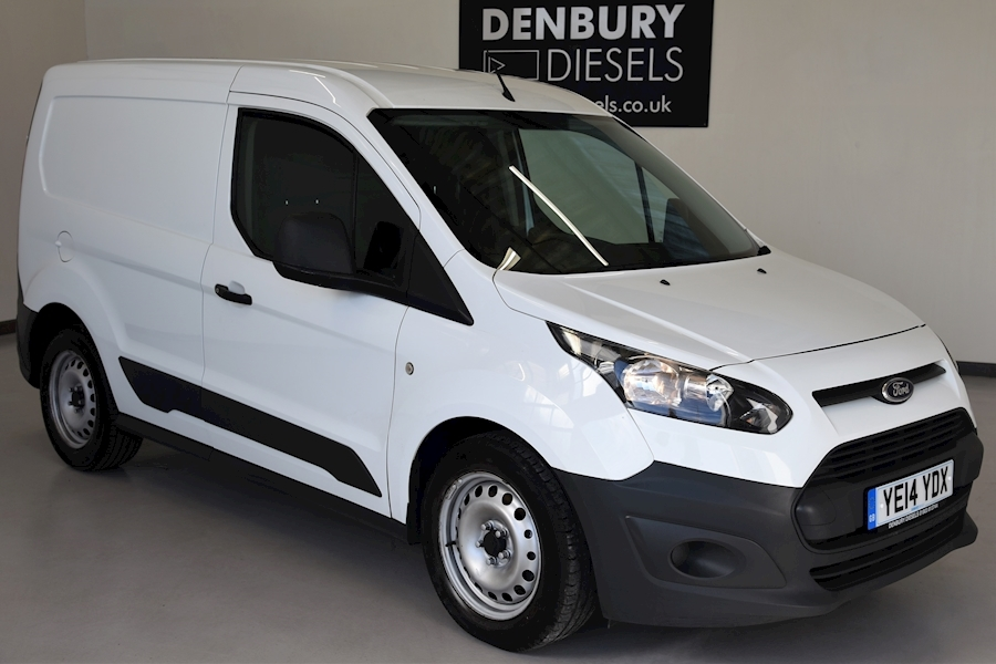 Ford Transit Connect 200 Econetic P/V Panel Van 1.6 Manual Diesel