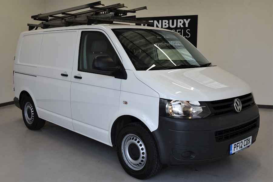 Volkswagen Transporter T28 Tdi P/V Bluemotion Technologies Panel Van 2.0 Manual Diesel