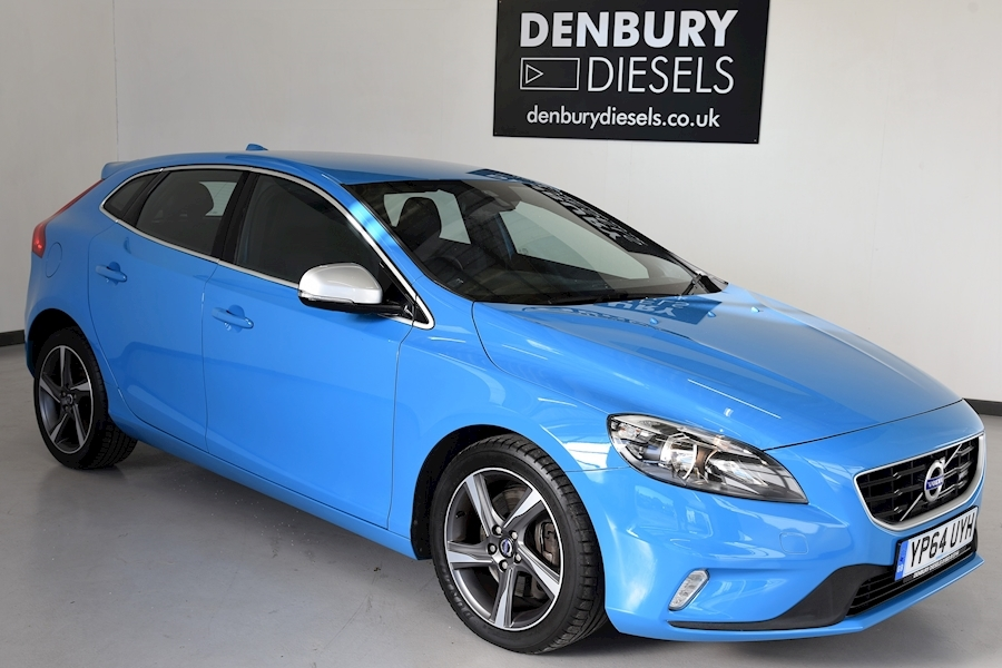 Volvo V40 D4 R-Design Nav Hatchback 2.0 Manual Diesel