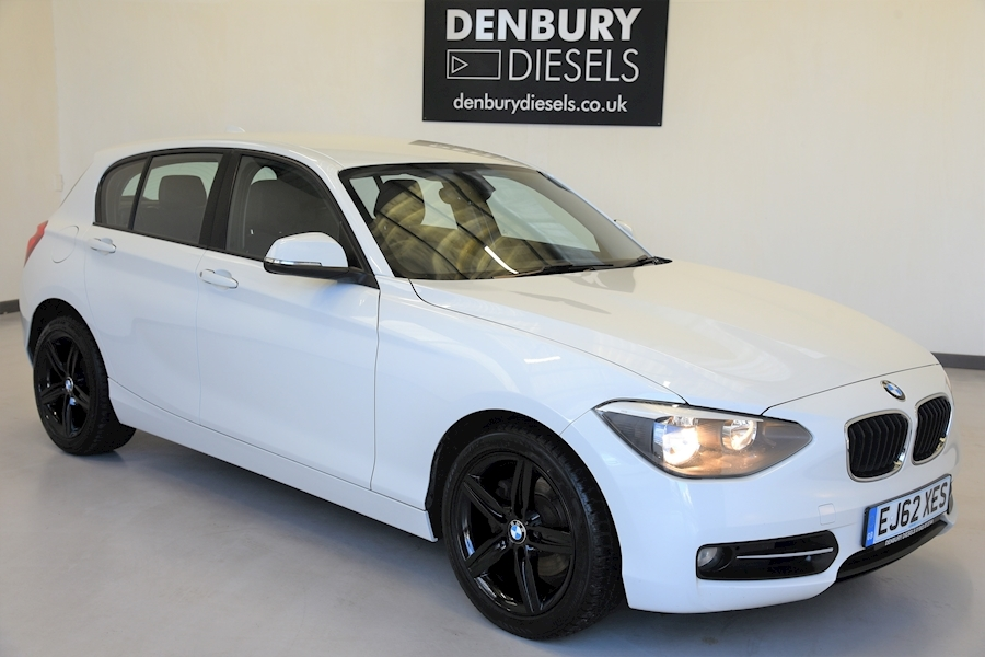 Bmw 1 Series 118I Sport Hatchback 1.6 Manual Petrol