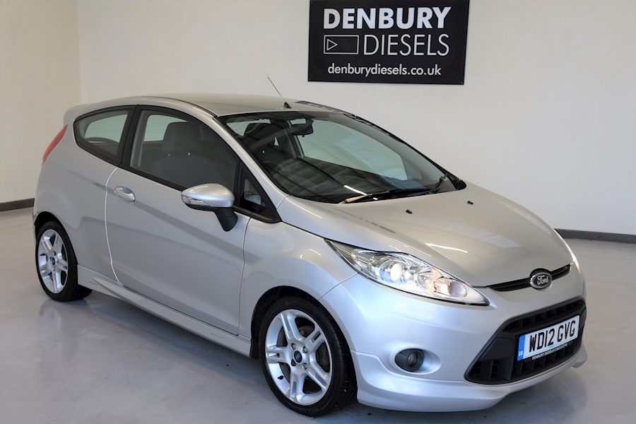 Ford Fiesta Fiesta Zetec S Hatchback 1.6 Manual Petrol