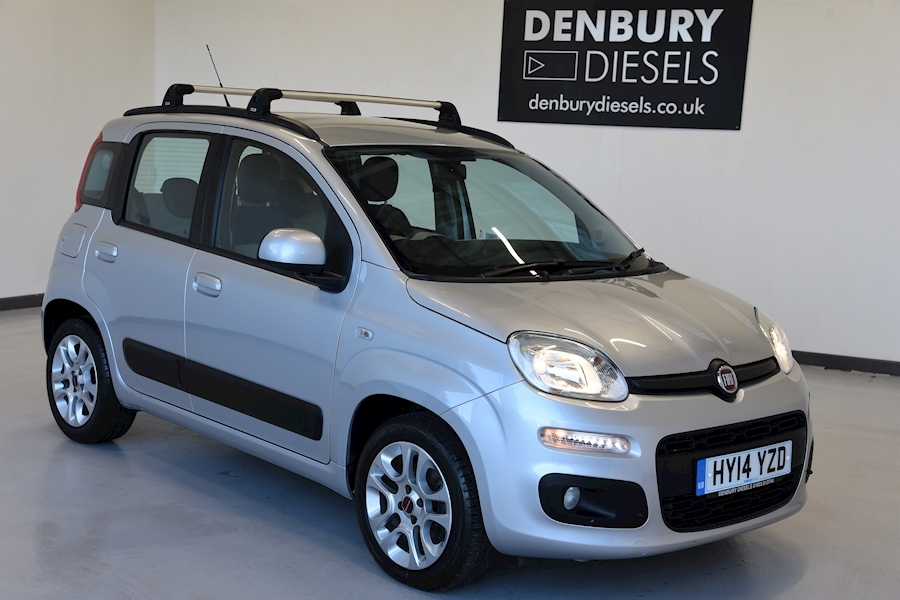 Fiat Panda Multijet Lounge Hatchback 1.2 Manual Diesel