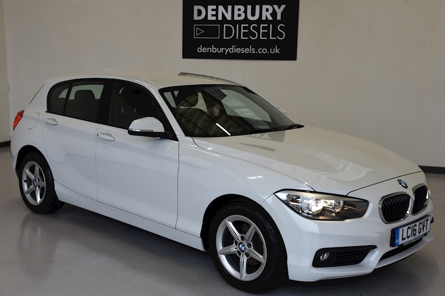 Bmw 1 Series 116D Se Hatchback 1.5 Automatic Diesel