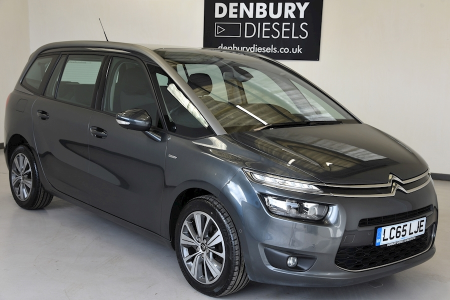 Citroen C4 Picasso Grand Bluehdi Exclusive Mpv 1.6 Automatic Diesel