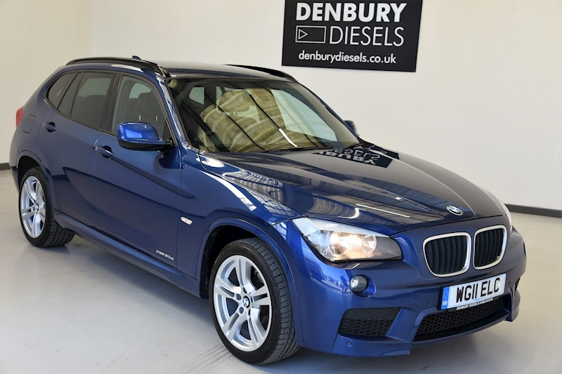 Bmw X1 Xdrive20d M Sport 2.0 Estate Diesel