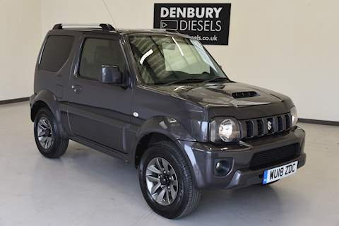 Suzuki Jimny Sz4 Estate 1.3 Manual Petrol