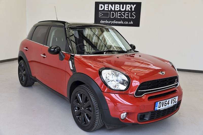 Mini Mini Countryman Cooper Sd Hatchback 2.0 Automatic Diesel