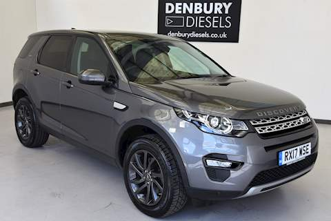 Land Rover Discovery Sport Td4 Hse Estate 2.0 Manual Diesel